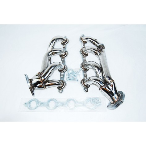 1999-02 Chevrolet Silverado & Suburban Truck 6.0L Headers Header LS by Racing Innovation and Supply