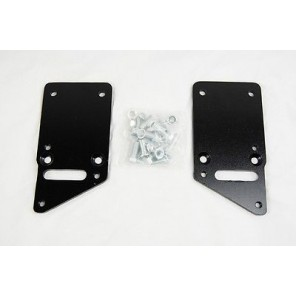 "1"" Set Back Engine Mount Adapter Plates for LSx LS1 LS2 & LS7 Swap"