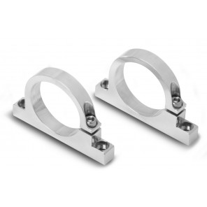 Holley Polished Mounting Bracket for 175 & 260GPH Filters (50.3MM)