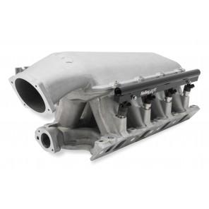Holley 351W Ford Hi-Ram EFI Manifold for 95mm LS T-Body
