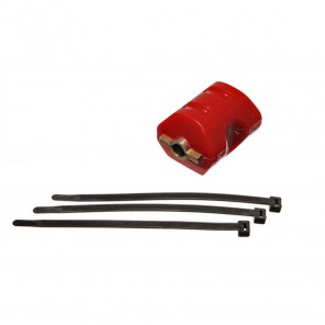 Energy Suspension 2.8L 6 cyl. Red Polyurethane Motor Engine Mount Insert for Factory Clam Shell