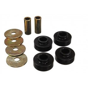 Energy Suspension 4.1126G Differential Carrier Bushing Set Ford Mustang Thunderbird