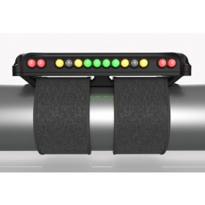 Holley EFI 10 LED Fully Customizable Shift Light for