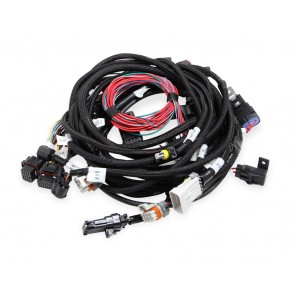 Holley Ford Coyote Main Harness w/ Smart Coils For HP & Dominator EFI