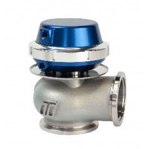 Turbosmart Blue 40mm Compgate with 14 PSI Spring