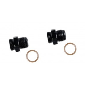 Magnafuel Quickstar Fuel Pump Fitting Kit Pair Black