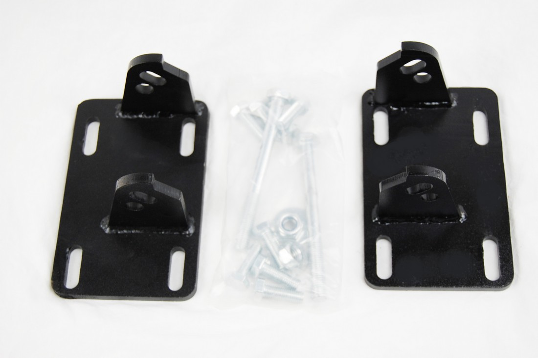 Engine Mounts & Adapter Plates