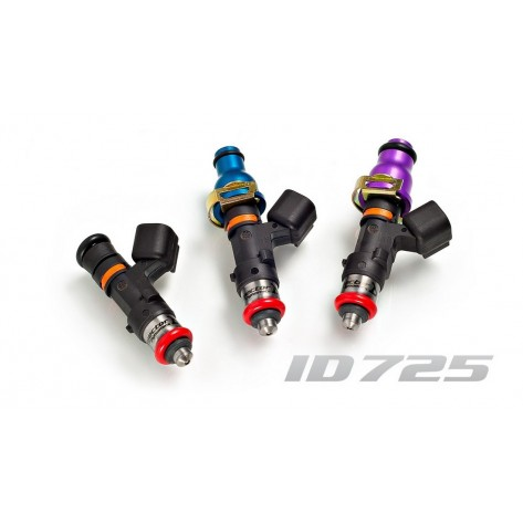 Injector Dynamics ID725 injectors 725cc 2011+ Mustang GT Coyote 8 Pack Direct Plug-In