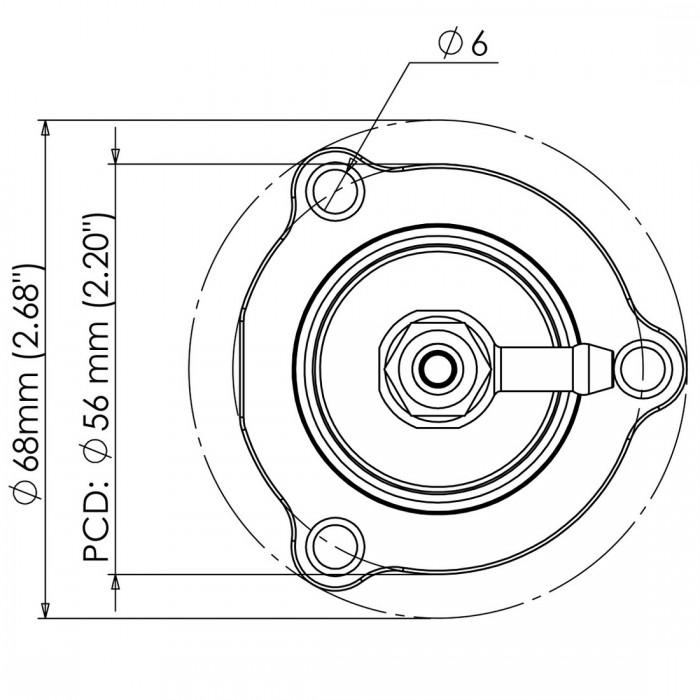 Buy Turbosmart Black Recirculating Kompact Blow Off Valve Ford Focus