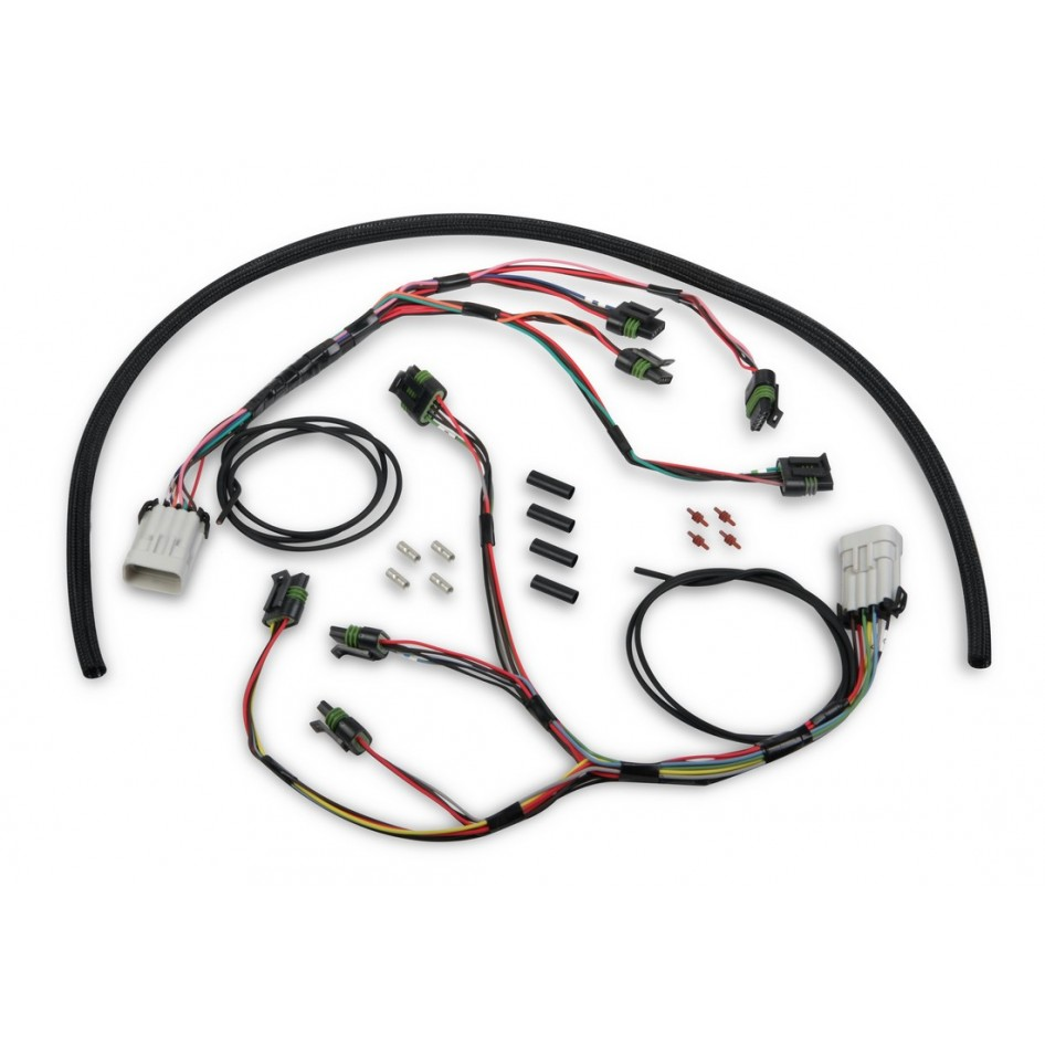 Buy Holley EFI HP Smart Coil Ignition Harness by Holley Performance
