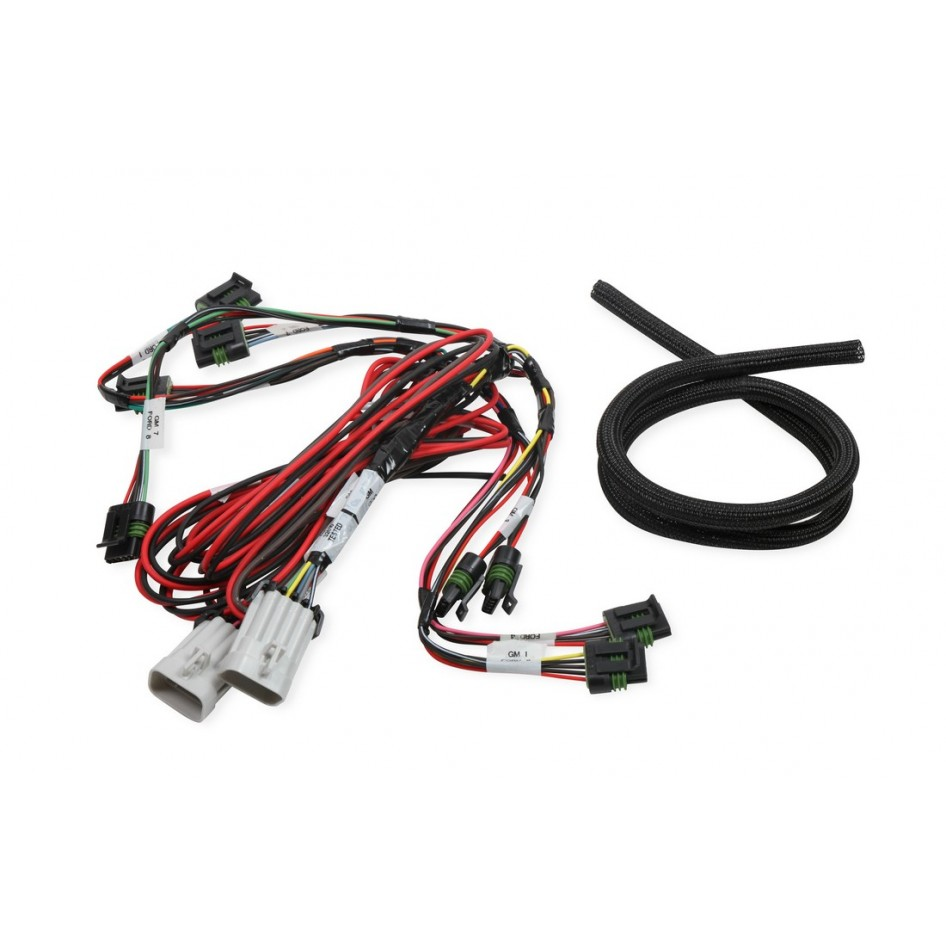 Buy Holley EFI HP Big Wire Smart Coil Sub Harnesses, More Dwell