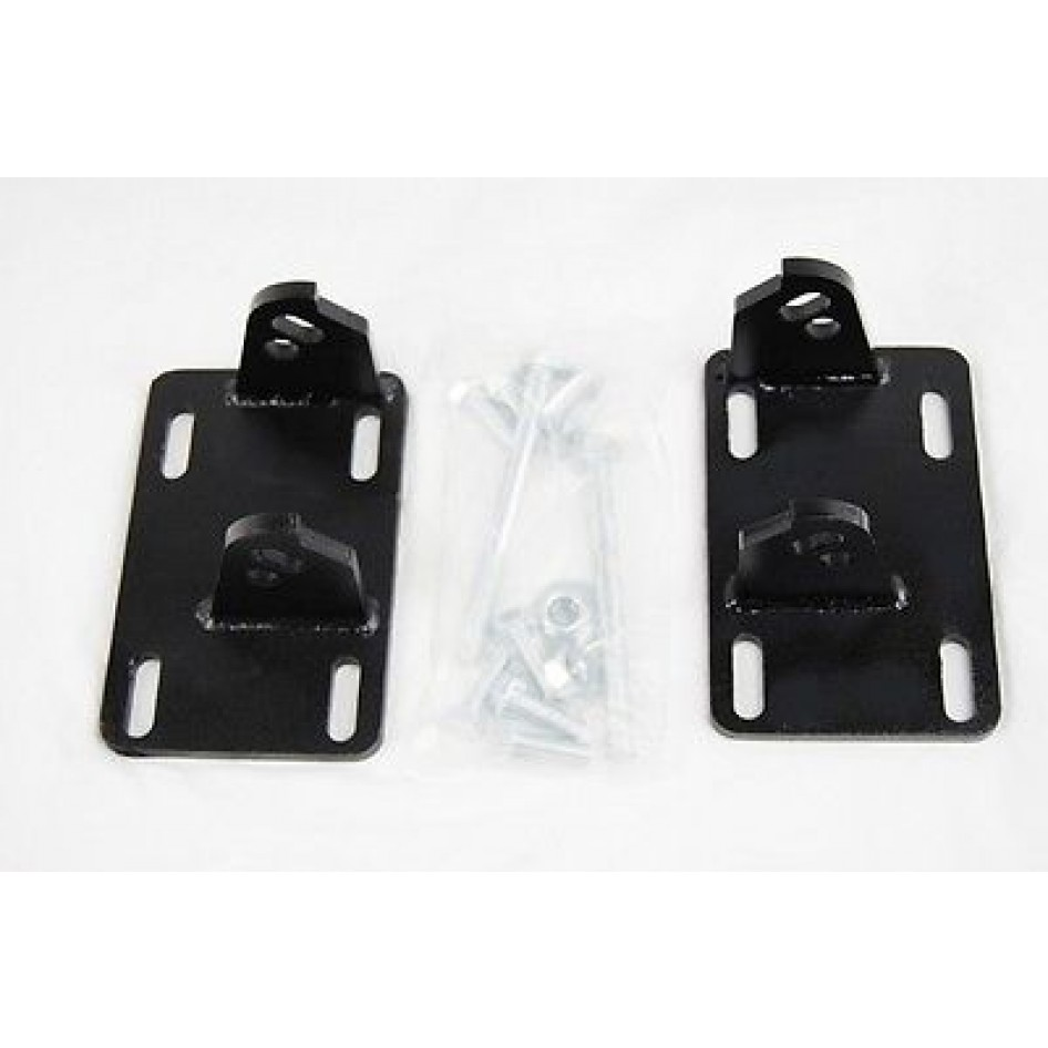 S10 Sonoma LSx LS1 LS2 & LS7 Swap Engine Motor Mount Adapter Plates