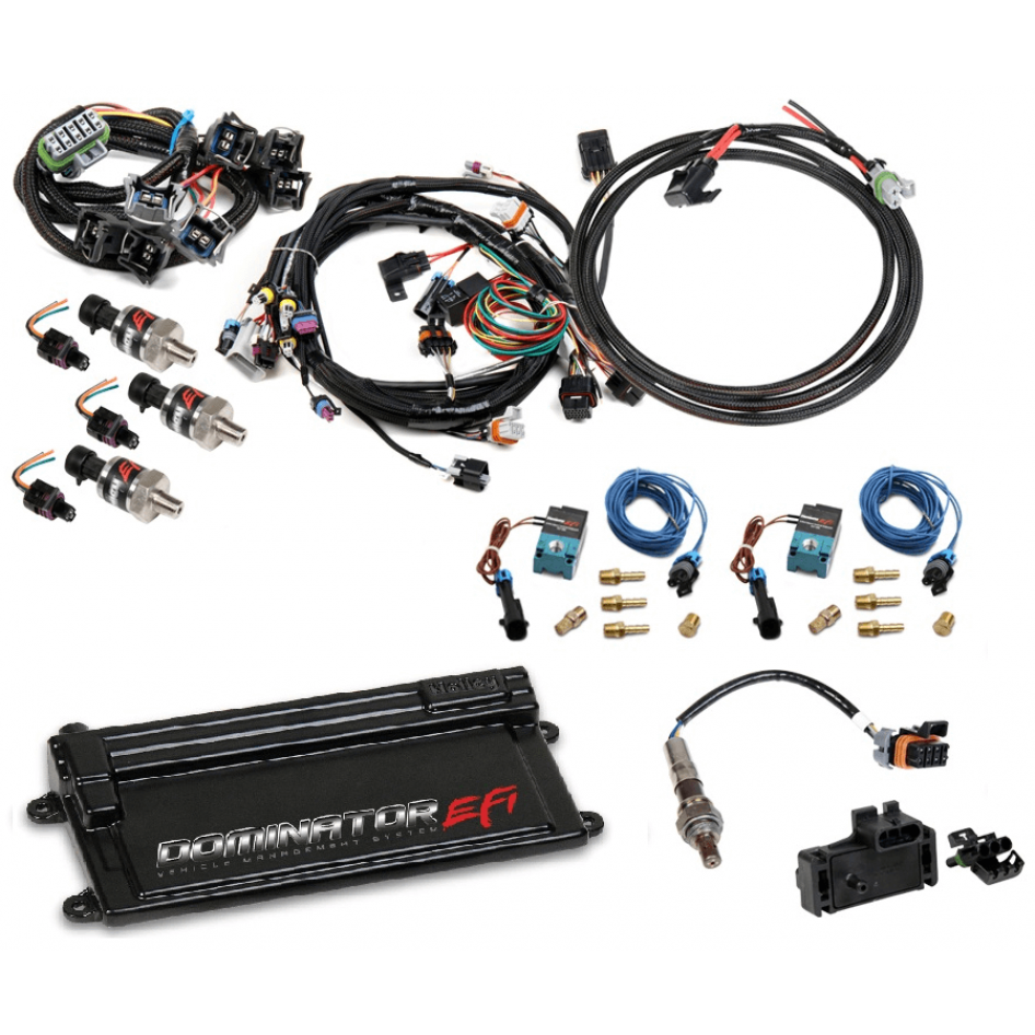 Buy Holley Dominator EFI DIY Kit - Bundle your own kit  by Racing