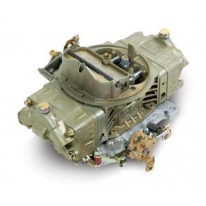 Holley 0-4776C 4 Barrel Carburetor 600 CFM Square Bore Flange w/ Manual Choke