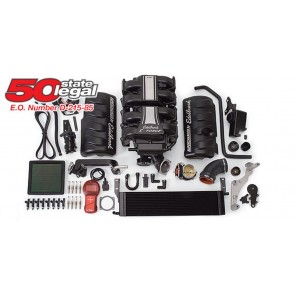 EdelBrock 15896 2011-2014 Ford Mustang 5.0 Stage 2 Supercharger Kit