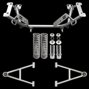 79-93 Chrome Moly K-Member Kit No Sway Bar Mounts