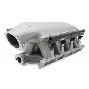 Holley 351W Ford Hi-Ram EFI Manifold for 95mm LS T-Body