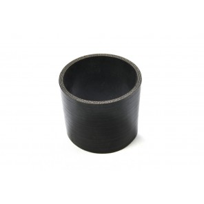 "3.25"" Silicone Turbo Intercooler Coupler Black"