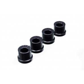 Ford Mustang Rack And Pinion Bushing Set Black Perf Polyurethane
