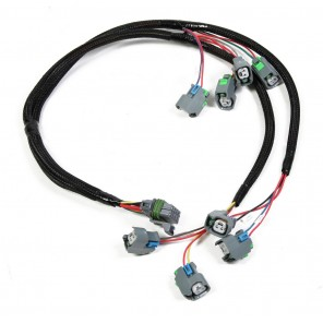 Holley EFI LSx Injector Harness For EV6 Style Injectors