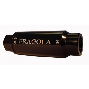 Fragola Billet Fuel Filters -6 AN ORB 40 Micron 6AN