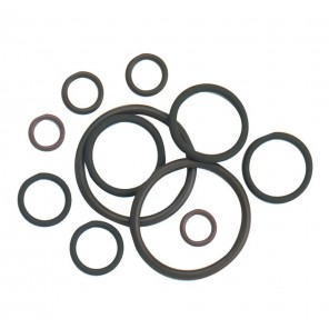 "Fragola Viton O-Rings 10 Pack 7/16"" 4AN 4 AN"