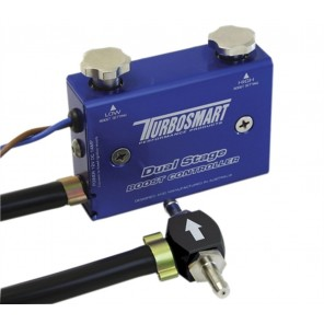 Turbosmart GBCV Dual Stage Blue Boost Controller