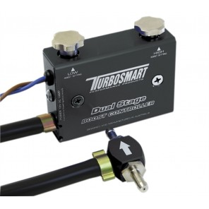 Turbosmart GBCV Dual Stage Black Boost Controller