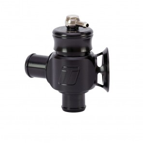 Turbosmart BOV Kompact Dual Port-25mm Black Blow Off Valve