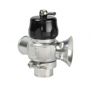 Turbosmart BOV Plumb Back Uni 38mm-Black Blow Off Valve