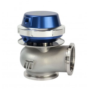 Turbosmart Blue 40mm Compgate with 7 PSI Spring