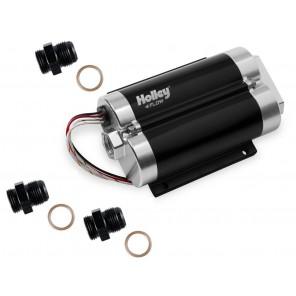Holley 200GPH 12-1800-2 Dominator Billet Dual Inlet Fuel Pump Kit