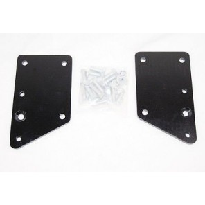 Stock Location Engine Motor Mount Adapter Plates for LSx LS1 LS2 & LS7 Swap